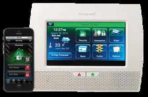 Home Alarm Equipment